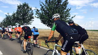 1. CYCLE TOUR Training mit dem ADFC